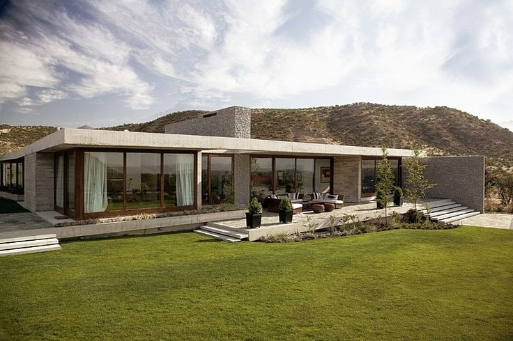 Claro House by Juan Carlos Sabbagh Arquitectos