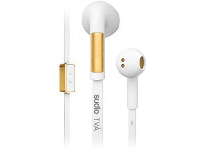Handsfree Sudio TVA Earbud Λευκό (8010) | Public