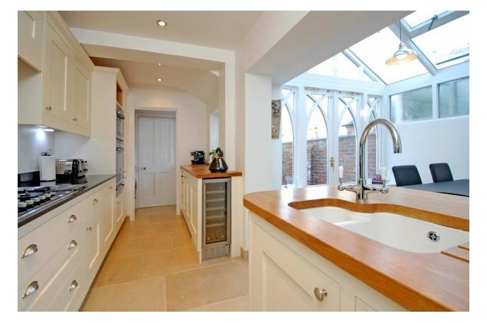 Love this kitchen extension
