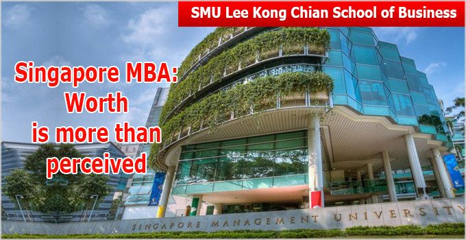 SMU Lee Kong Chian School of Business, Singapore MBA: Worth is more than perceived http://www.mbauniverse.com/article/id/8737/SMU-Singapore