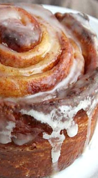 The addition of applesauce to these traditional cinnamon rolls takes the flavor over the top!  Prepared rolls can be frozen until you are ready to use them. ❊
