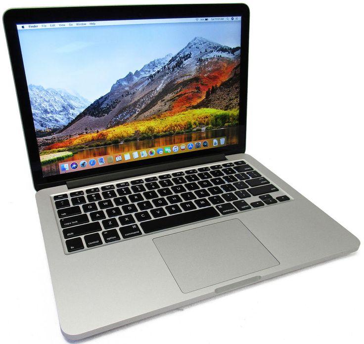 """Apple MacBook Pro 12,1 13"""" i7-5557U 3.1GHz 512GB SSD 16GB Early2015 Retina A1502 #Apple"""