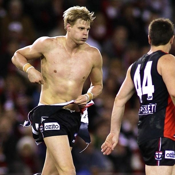 Nick Riewoldt #good
