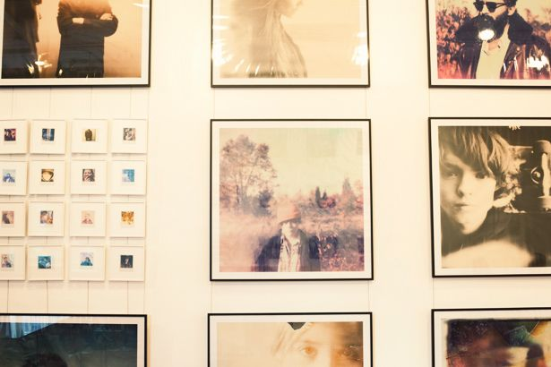 "images from the ""facing the impossible"" exhibit: Frames Polaroid, Polaroid Prints"