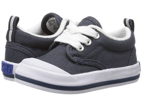 navy blue kids keds