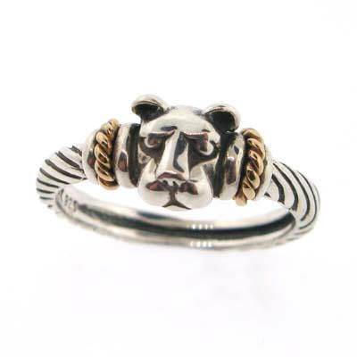 nittany signet penn with head state ring htm sterling silver rings gold large lion class psu twisted and trim