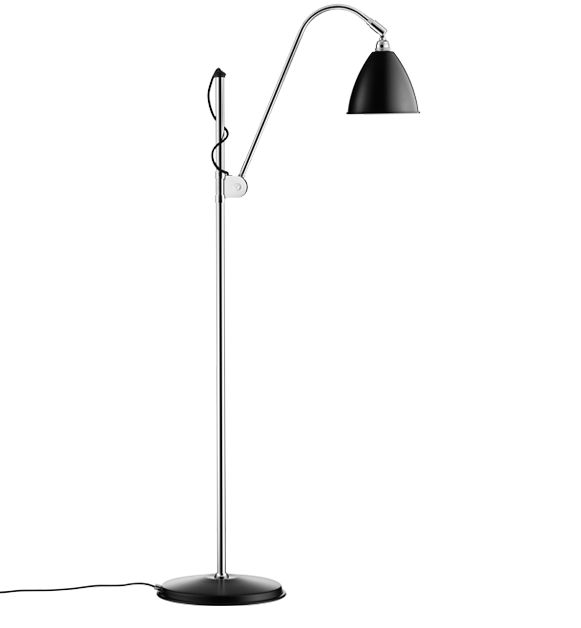 Bestlite BL3S Floorlamp - adjustable readinglight for your armchair