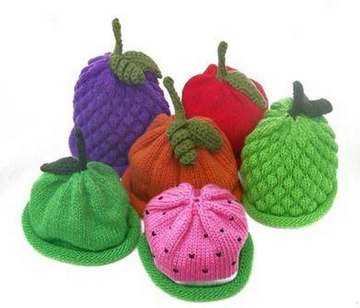 Free Knitting Patterns For Baby Hats | Daily Knitting Patterns