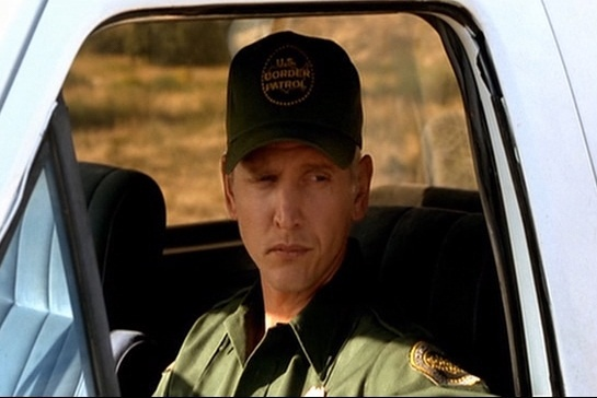 Barry Pepper in The Tree Burials of Melquiades Estrada