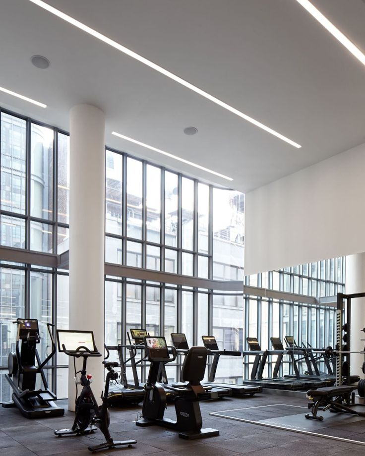 565 Broome Soho On Instagram Take Your Fitness Goals To The Next Level With 565broomesoho S Fully Equipped Fitness Center And 55 Indoor Pool