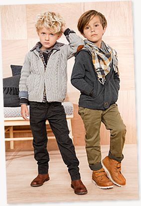 layers and scarves for kids.. loves it!  Try some with bright color.