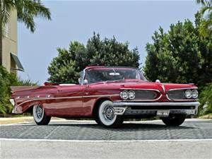 1959 Pontiac Bonneville Convertible - Bing images
