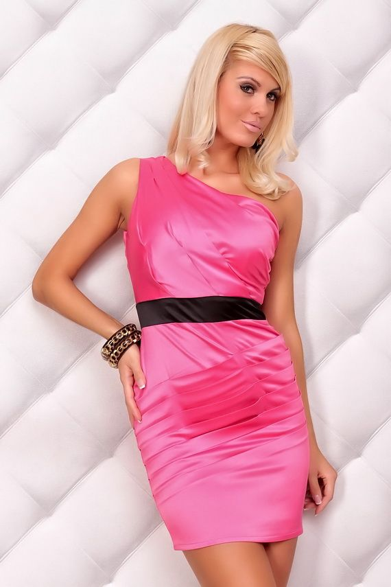 casual Pink Party Dress for Women 2012 | In Pink | Pinterest ...