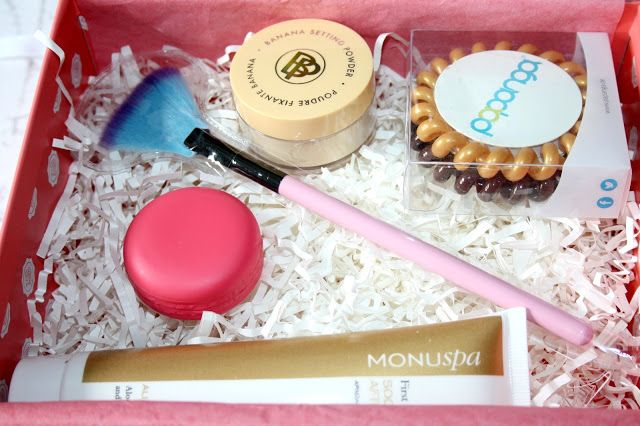 GlossyBox July Edit - Grab this box for just £5