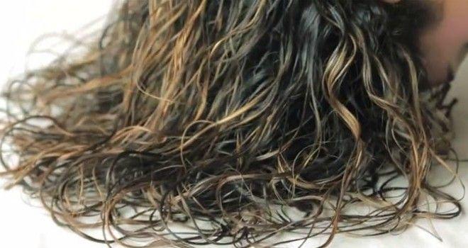 Hair Plopping Voor Pluisvrij Haar | Curly Hair Talk