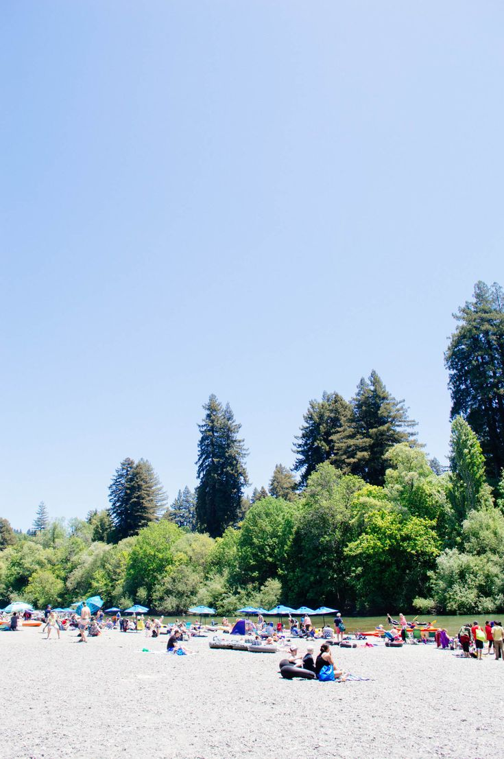 GUERNEVILLE GUIDE FOR A FUN SUMMER WEEKEND | by Fluxi On Tour