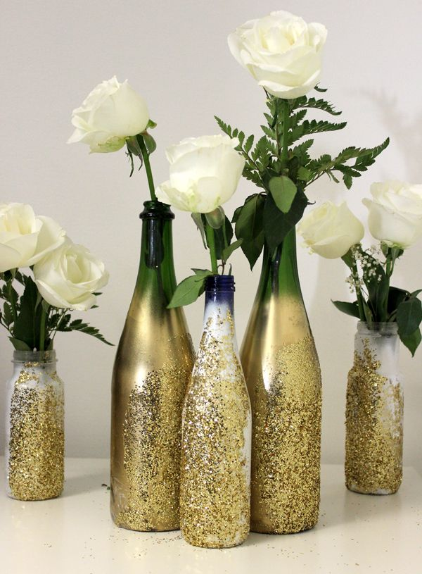 17 best wine bottle ideas images on pinterest wine for Wine bottle ideas for weddings