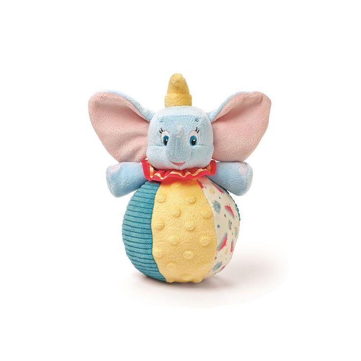【楽天市場】【送料無料】【激レア】ディズニー(Disney)US公式商品 ダンボ Dumbo [アメリカからディズニーグッズ、おもちゃ、アパレル、子供服、雑貨を直輸入] 赤ちゃん ベビー 幼児用 男の子 女の子 [並行輸入品] Disney Dumbo Chimeball Toy - Baby グッズ ストア 【02P19Jun15】:ビーマジカル楽天市場店