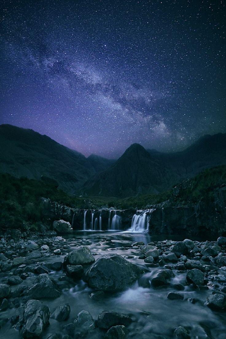 sublim-ature: Fairy Pools, Scotland Marius Kastečkas