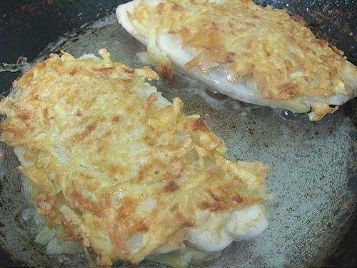 Фото к рецепту: Очень вкусная рыбка