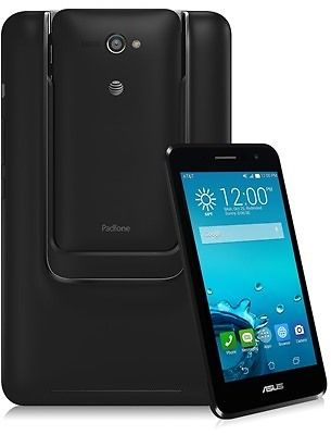 """Asus 90AT00S1-S00062 PadFone-X Mini 4.5"""" Smartphone + 7"""" Tablet Dock Combo"""