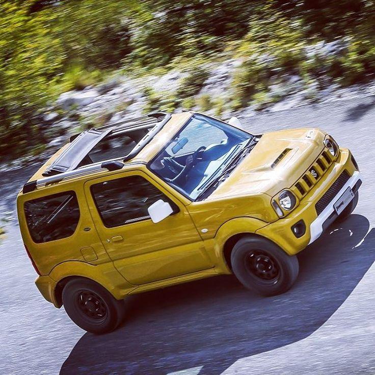 """""""Mi piace"""": 337, commenti: 3 - Suzuki Automobiles Fan Club (@suzukicars) su Instagram: """"#Suzuki #Jimny: perfect for your weekend away. #suzukijimny #allgrip #AllgripPro #suv #awd…"""""""