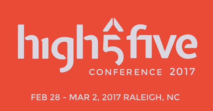 High Five Conference 2017 – Where Marketing and Creative Meet