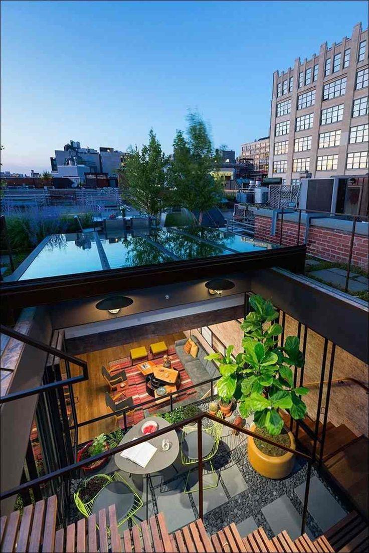 Склад в Нью-Йорке преобразован в лофт Spectacular