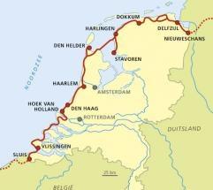 Noordzee Kustpad | Wandelnet na het pieterpad het volgende pad wat we gaan lopen, toch Manon :-)