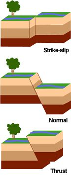 An earthquake (also known as a quake, tremor or temblor) is the result of a sudden release of energy in the Earth's crust that creates seismic waves. The seismicity, seismism or seismic activity of an area refers to the frequency, type and size of earthquakes experienced over a period of time.