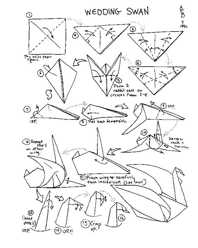 116 best origami birds images on pinterest