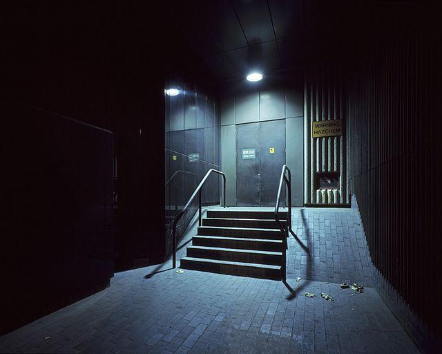 "William Eckersley : ""Dark City"" Series (Night Photography)"