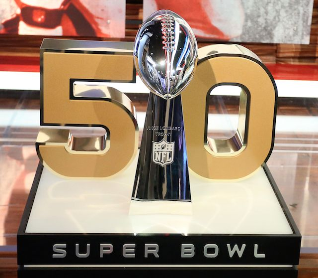 Super Bowl tickets heading for a record