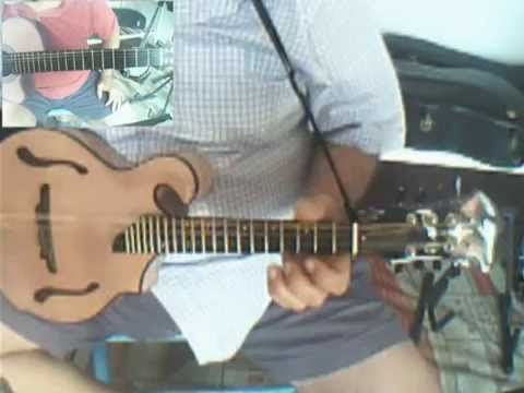 Anna's dance guitar mandolin duo