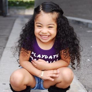 cute mixed baby girls with curly hair wwwpixsharkcom