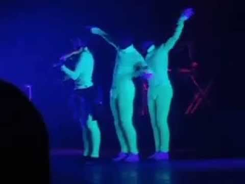 Lindsey Stirling Night Vision Live