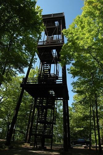 Tower Potawatomi State Park Sturgeon Bay, WI I have