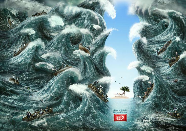 Nestlé Kit Kat: Break, Storm
