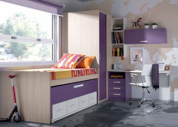 Armario rinconero 101 x 106 habitaci n infantil for Armarios habitacion