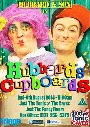 Day 80 - Side splitting laughter at Hubbard's Cupboards