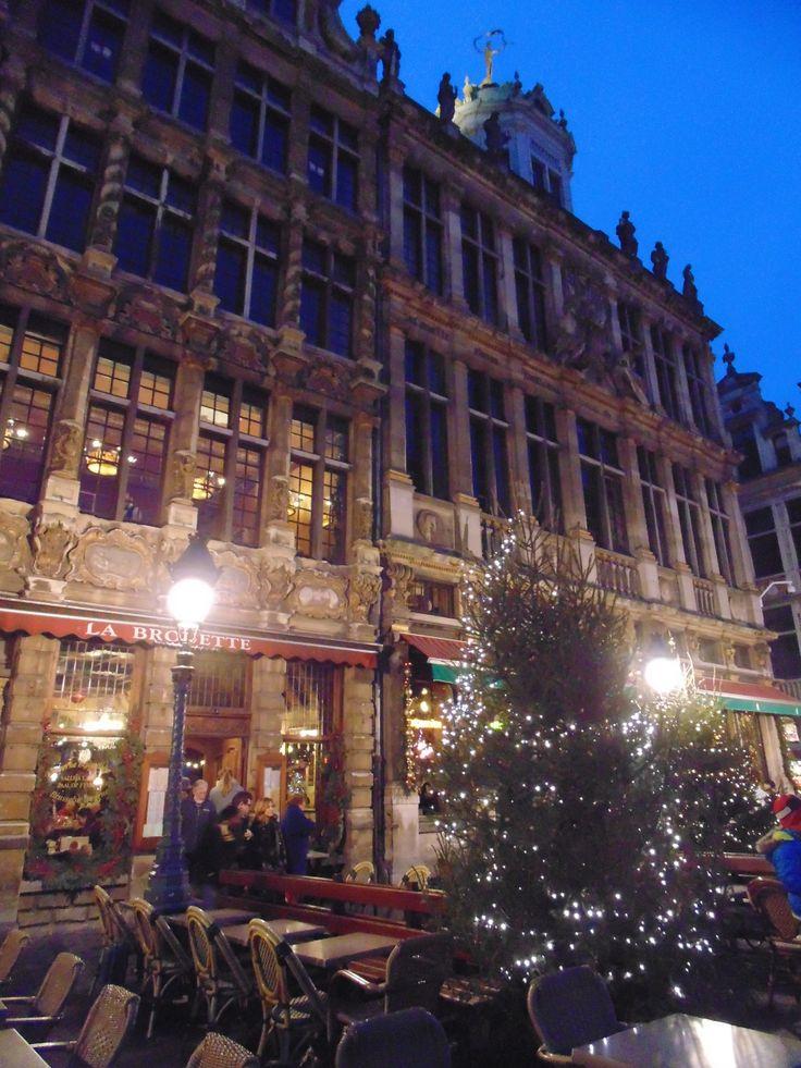 Weihnachtsstimmung   – Bruxelles Ma Belle !
