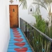 The walkway to steal my heart ~ Hotel D'Hafa, Sayulita, Mexico ~ to check out on February trip