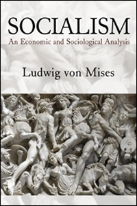 Socialism: An Economic and Sociological Analysis by Ludwig von Mises. Pub. 1922. This book so influenced Friederich A. Hayek (1899-1992) that he turned from it to become one of the most influential Austrian Economists of the modern era, winning the Nobel Prize for Economics in 1974. His projected Collected Works are nineteen volumes. It was Hayek who founded the Mont Pelerin Society.