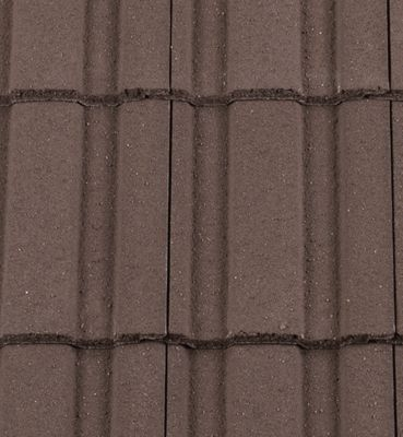 Redland Renown Roof Tiles – Roofing Outlet. Superb value for money. 02 Brown colour.