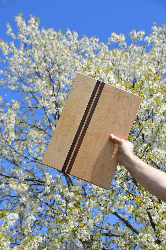 Hardwood Cutting Board Handmade In Nova Scotia
