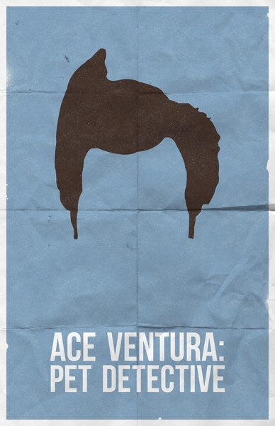 Ace Ventura: Pet Detective I still know this movie by heart.