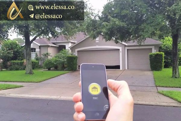 آموزش درب اتوماتیک پارکینگ انواع درب اتوماتیک پارکینگ خرید درب اتوماتیک پارکینگ درب اتوماتیک Garage Doors Garage Door Security Universal Garage Door Remote