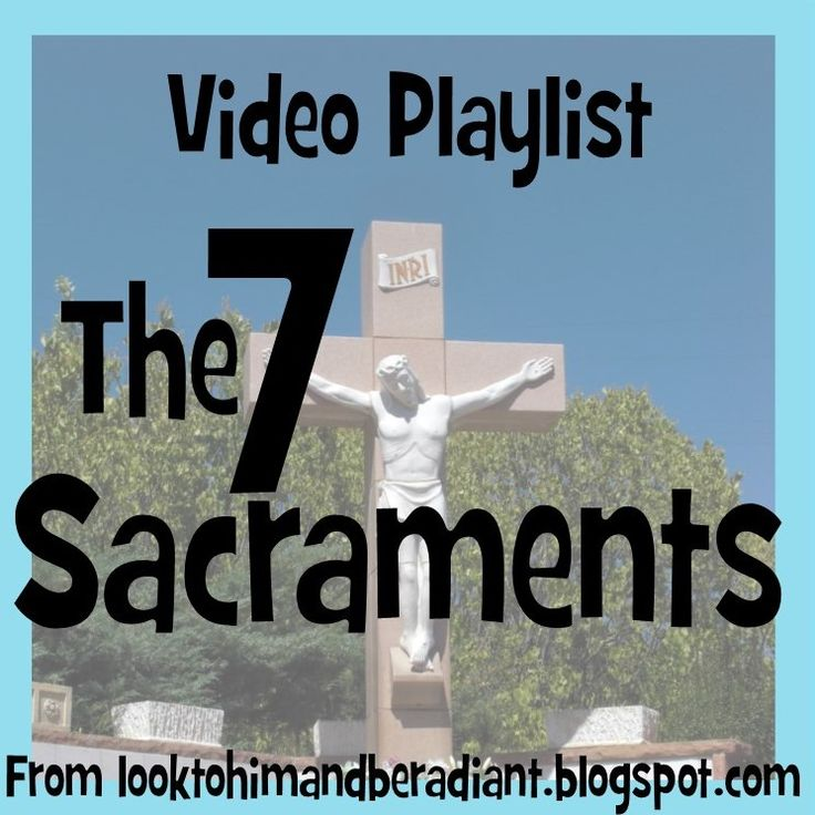 Look to Him and be Radiant: Sacrament Videos