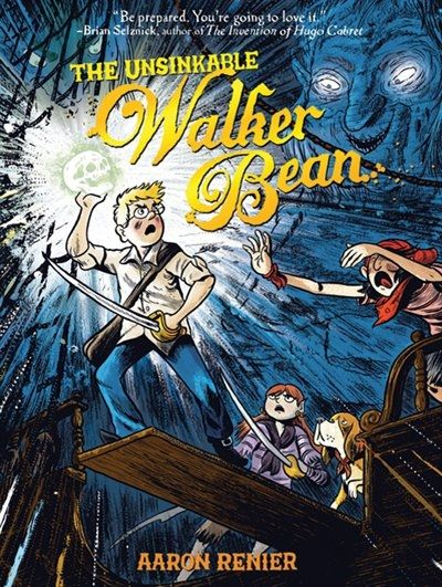 Graphic Novel Mild, meek, and a little geeky, Walker is always happiest in his grandfather's workshop, messing around with his inventions. But when his beloved grandfather is struck by an ancient curse, it falls on Walker to return an accursed pearl skull to the witches who created it-and his path will be strewn with pirates, magical machines, ancient lore, and deadly peril.