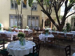 La Palma Ristoirante Amp Bar Miami Fl Wedding Venue